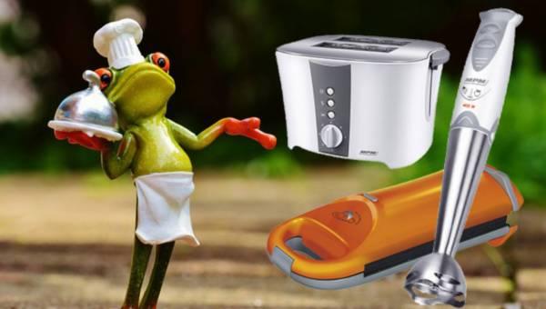 Urządzenia przydatne w kuchni marki MPM