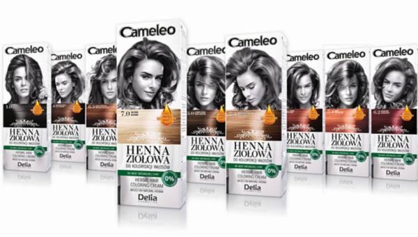 Henna Ziołowa Cameleo –  nowość od Delia Cosmetics