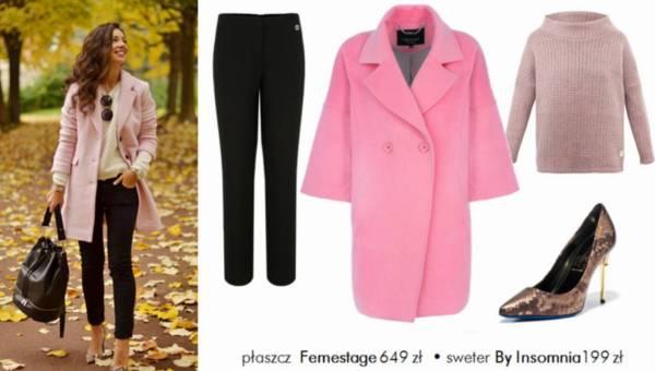 Modny płaszcz na jesień i zimę 2015/2016 – propozycje stylizacji