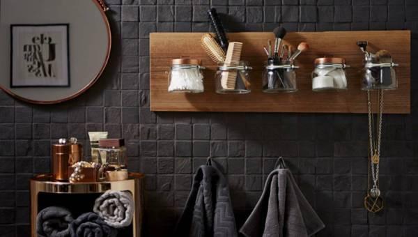 DIY: Jak zrobić łazienkowy organizer