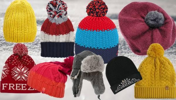 Shoppingowy przegląd – Ciepłe i modne czapki na zimę 2015/2016