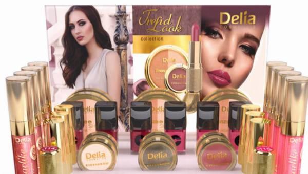 Nowa kolekcja makijażowa  Trend Look od Delia Cosmetics na sezon jesień – zima 2015 / 2016