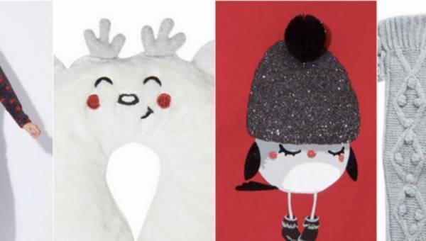 Zimowa kolekcja przytulnych domowych ubrań Joyful od Etam