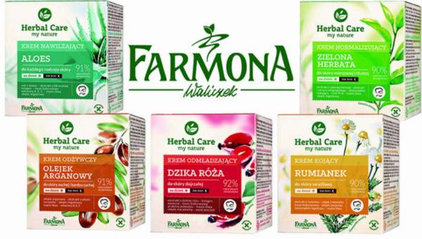 NOWOŚĆ: Farmona Herbal Care – kremy do twarzy