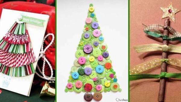 Pomysły na urocze świąteczne kartki DIY