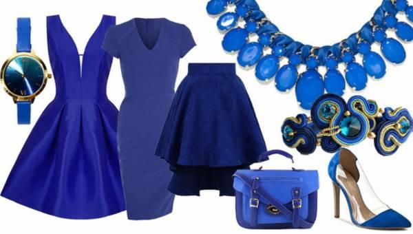 Shoppingowy przegląd: Kobaltowe ubrania i dodatki na sezon jesień – zima 2015/2016