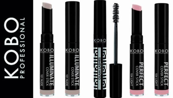 Nowości kosmetyczne od KOBO PROFESSIONAL na jesień