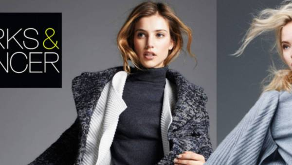 Kolekcja Casual Day od Marks & Spencer zima 2015/2016