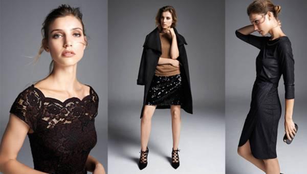 Wieczorowa elegancja w kolekcji Marks&Spencer zima 2015/2016