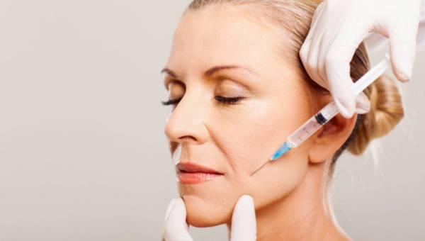 Gdzie wstrzykuje się kwas hialuronowy by odmłodzić twarz?