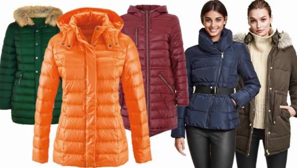 Shoppingowy przegląd: Ciepłe i modne kurtki na zimę 2015/2016
