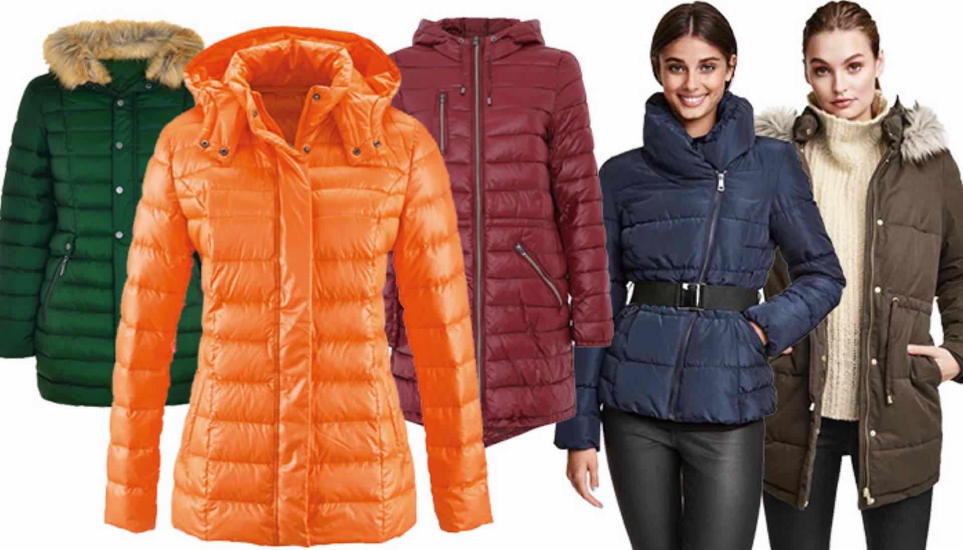 1c44f3c11b50 Zapraszam do galerii  Shoppingowy przegląd  Ciepłe i modne kurtki na zimę  2015 2016