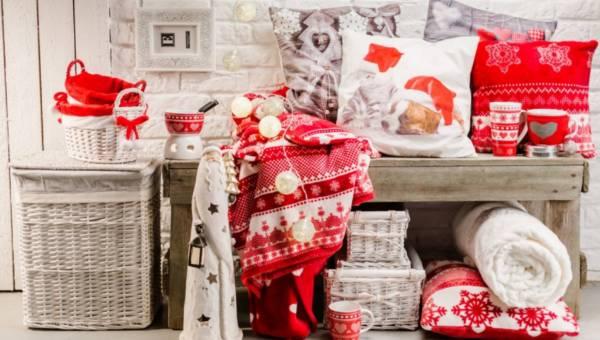 Norweskie wzory na zimę w kolekcji home&you