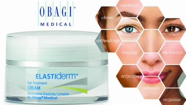 Rewitalizacja skóry oczu z OBAGI ELASTIDERM Eye Treatment Cream