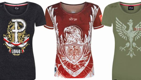 Przegląd patriotycznych t-shirtów z okazji Święta Niepodległości