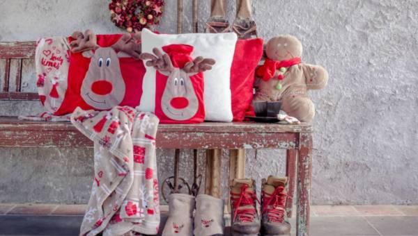 Świąteczna kolekcja home&you zima 2015
