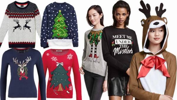 Shoppingowy przegląd – Świąteczne swetry na zimę 2015