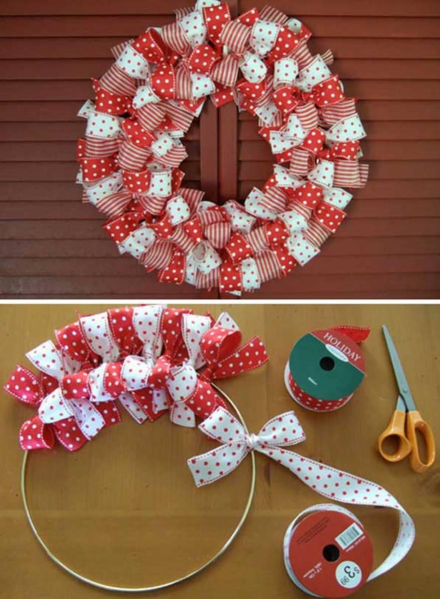 Jak Zrobić świąteczne Wieńce 12 Pomysłów Na Proste I