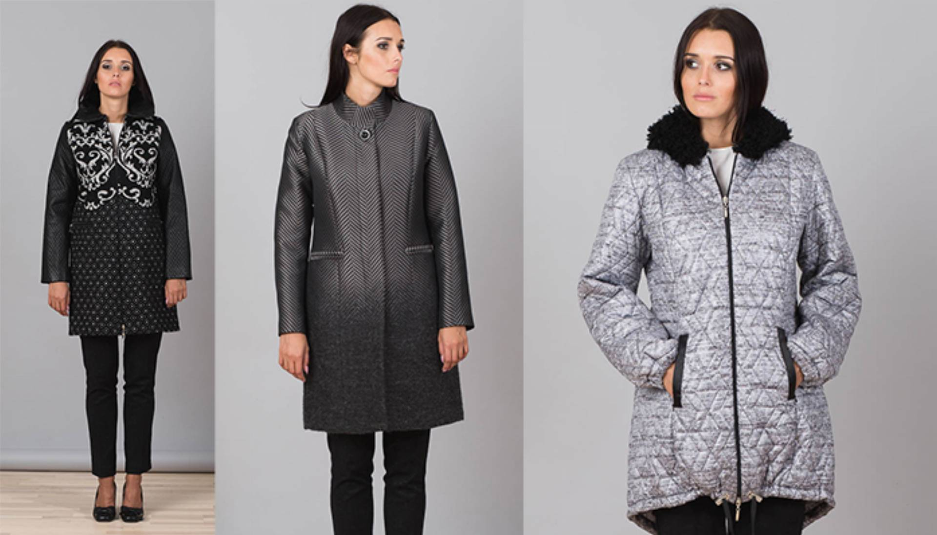 Płaszcze i kurtki w kolekcji TOK jesień zima 20152016