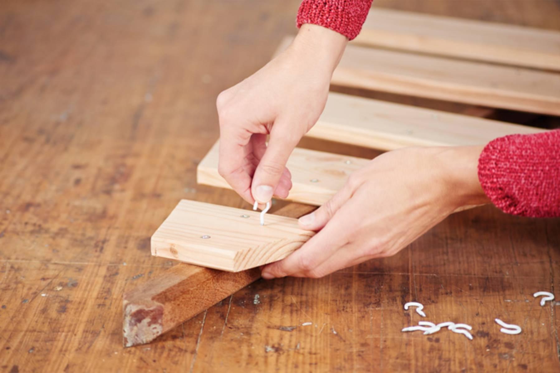 Wooden Advent Calendar_Step 4