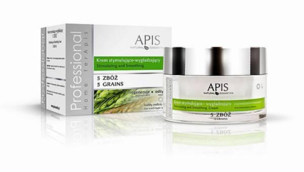 Nowy krem regenerując od Apis Cosmetics – Siła 5 zbóż