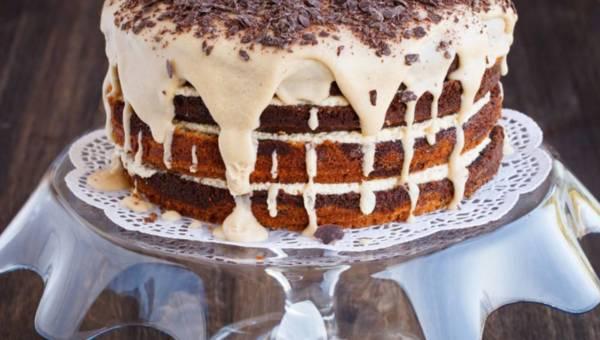 Tort Makowy Noworoczny