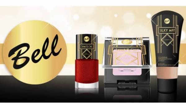 Kosmetyki Bell Shine&Chic dostępne wyłącznie w Biedronce