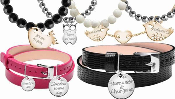 Personalizowana biżuteria od By ilo