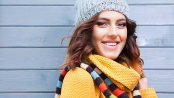 8 praktycznych porad, jak ochronić skórę w zimne dni