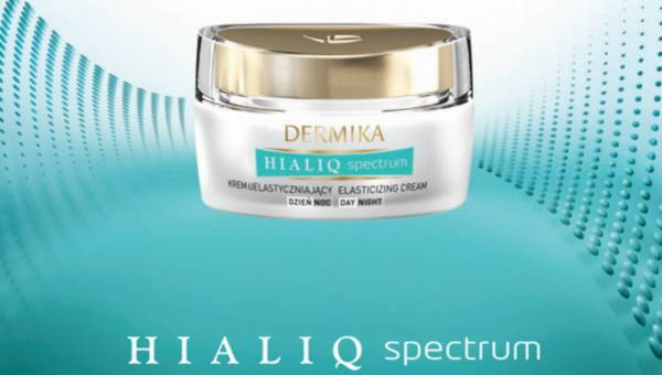 Kosmetyki z kwasem hialuronowym najnowszej generacji DERMIKA HIALIQ Spectrum