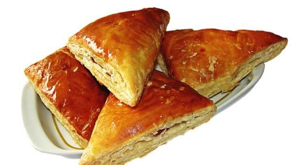 Wigilijny deser: tatarski Pierekaczewnik