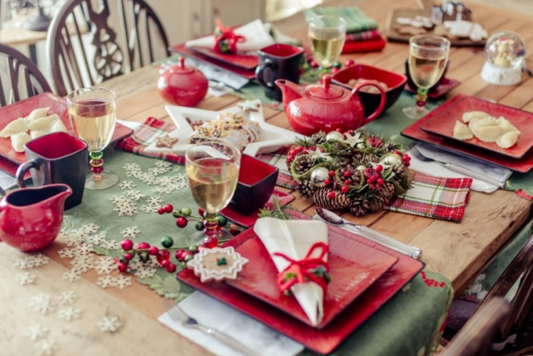 Jak Udekorować Stół Na święta Bożego Narodzenia Kobietamagpl
