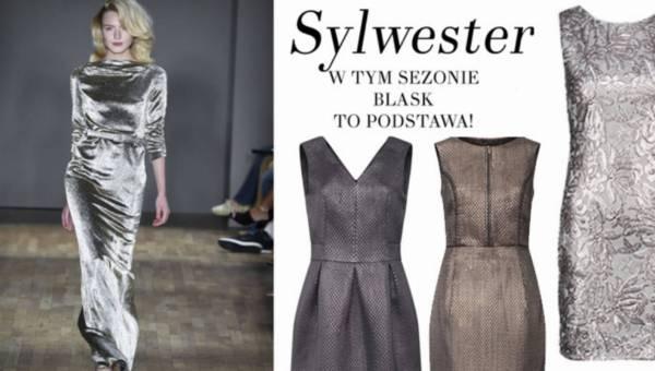 Jak się ubrać na Sylwestra 2015/ 2016 – czyli od przybytku głowa nie boli!