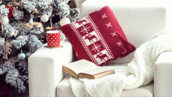 Stroimy dom na Święta Bożego Narodzenia