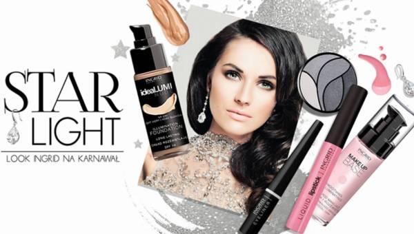 Karnawałowe trendy makijażowe od Ingrid