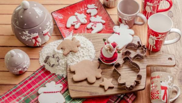 Piernikowe gadżety i motywy w kolekcji home&you zima 2015