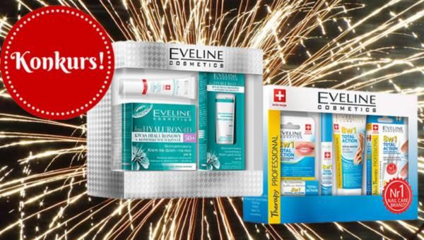 WYNIKI KONKURSU: Eveline Cosmetics dla mamy i córki na Nowy Rok