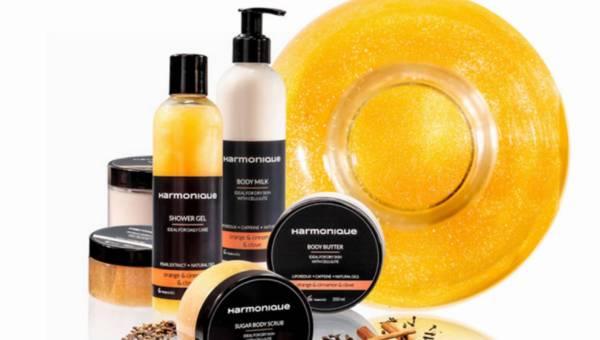 Nowość: polskie kosmetyki firmy HARMONIQUE