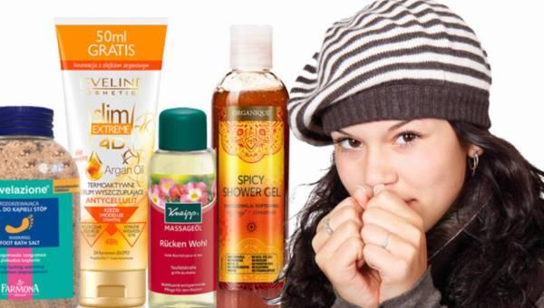 Kosmetyki rozgrzewające – 12 TOP produktów na zimne dni