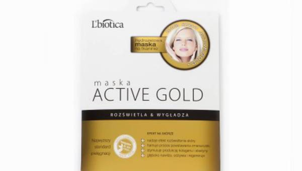 L'biotica, MASKA ACTIVE GOLD