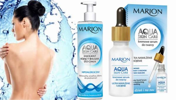 MARION AQUA SKIN CARE – S.O.S. dla suchej i wrażliwej skóry