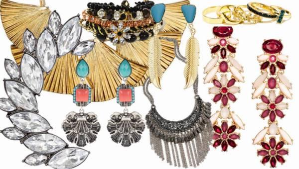 Shoppingowy przegląd: Modna biżuteria na karnawał 2016