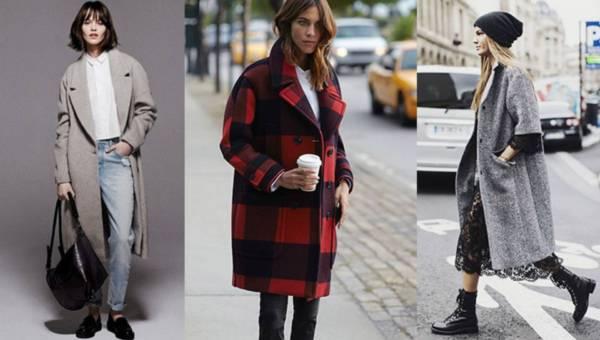 Modny płaszcz na zimę w męskim stylu