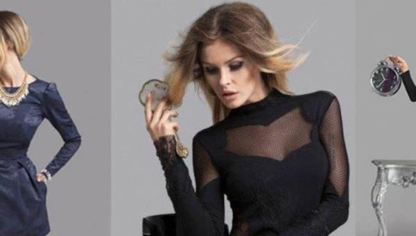 Kolekcja wieczorowych sukienek Pin-ups zima 2015 – 2016