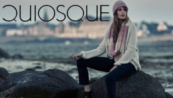 Kolekcja QUIOSQUE jesień – zima 2015 / 2016
