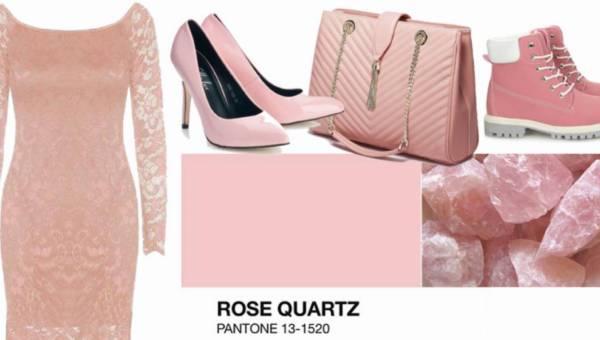 Modny kolor 2016 rose quarz – czyli romantyczny odcień różu