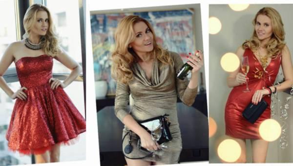 Inspiracje modowe: Sukienki na Sylwestra 2015/2016