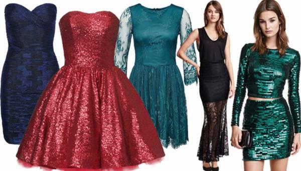 Shoppingowy przegląd: Sukienki na studniówkę i karnawał 2016