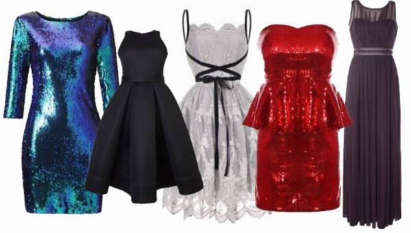 Sukienki na Sylwestra i karnawał w 4 trendach