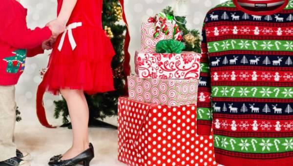 Modowe inspiracje: 4 pomysły jak się ubrać na święta w domu